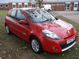 2012 RENAULT CLIO 1.2 16V EXPRESSION 5DR 5 DOOR HATCHBACK