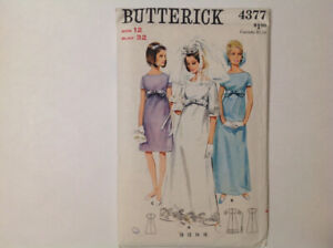 Vintage BUTTERICK  Bridal Wedding sewing pattern - $5. each