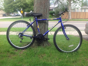 Fig's bikes - Raleigh Matterhorn in very good condition