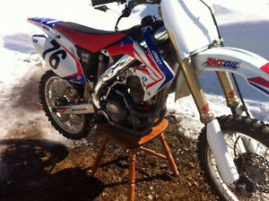 CRF450R for  trade or sale