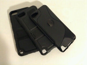 >>Mint Condition: iPod Touch 5 Cases with Built-In Kickstand!!!