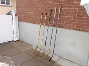 3 Bâton de hockey Saguenay Saguenay-Lac-Saint-Jean image 1