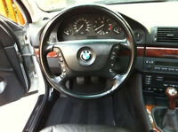2003 bmw 530i no rust, manual 5 speed