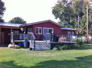 House and Acreage in Grand Forks, BC