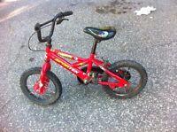 14 inch boys bike