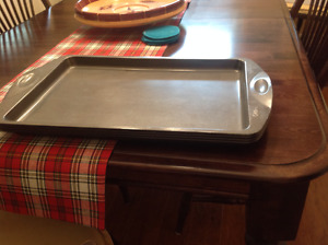 4 Wilton new cookie sheets