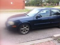 As is 2000 Maxima