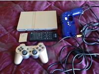 PlayStation 2 silver slimline package