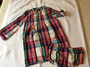 Robe tommy 4 ans