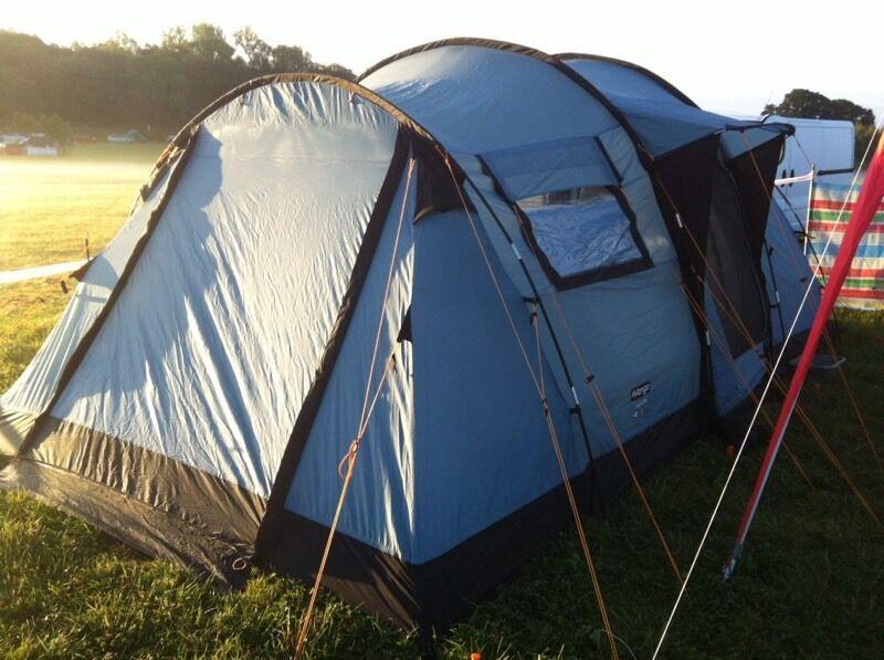 Tent vango Tigris 600 (carpet & footprint). | in ...