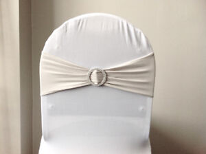 (for rent) ELASTIC CHAIR SASHES with buckle