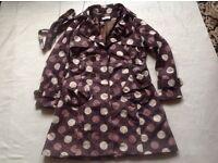 Mz Mz ladies summer coat size: 12/14 used £5
