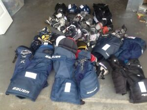 Used Hockey Equip for Sale