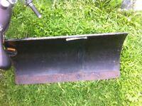 bolens blade for lawn tractor/4wheeler