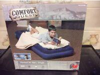 Single air mattress