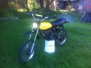 Yamaha DT100 in great shape!