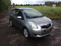 24/7 Trade sales NI Trade prices for the public 2006 Toyota Yaris 1.0 T3 full mot