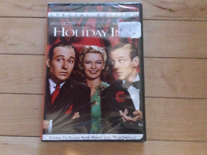 "New Christmas DVD ""Holiday Inn"""