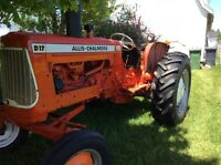 Allis chamlers Tractors for sale