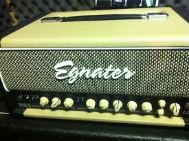 Egnater Rebel 30 Mark 2 valve guitar amp head