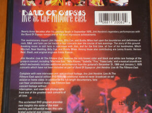 JIMI HENDRIX...DVD'S & CD'S Kitchener / Waterloo Kitchener Area image 3