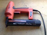 Tacwise electric stapler /nailer