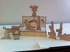 Small Nativity Sets