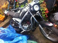 Rieju tango 80cc spear or repair