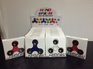 We have Spinners! Heavy Duty construction, multiple colours