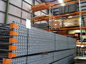 Second hand pallet racking Loganholme Logan Area Preview