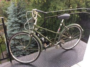 Vélo CCM Elan vintage 1970's