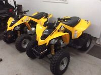 2 Can-am ds 250 2012 DEAL !!!