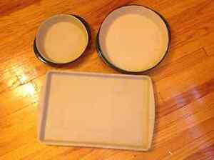 Pampered Chef Stone Cookware For Sale