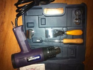 Electric heat gun kit asking $30 Cambridge Kitchener Area image 2