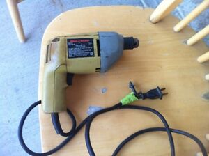 Black and decker drill Kingston Kingston Area image 1