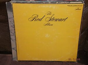 ROD STEWART ALBUMS COLLECTION Cambridge Kitchener Area image 6