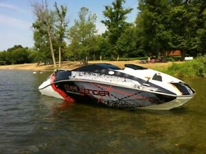 Supercharged Seadoo Challenger 1800 215hp 4Tec