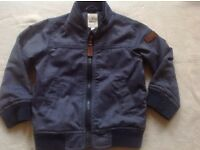 Junior baby sport jacket age: 18/24 months used £3