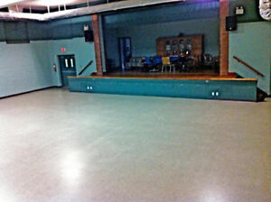 Large Rental Space Available Monday to Friday in Port Credit