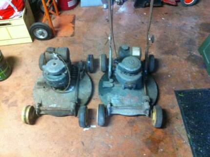 victor 18 mowers  $550 Erskine Park Penrith Area Preview
