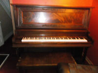 Mason and Risch, Toronto, Upright Piano