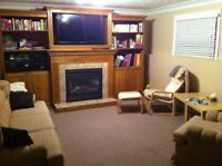 Rooms for rent Sept 2015, flexible lease