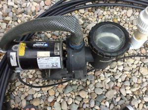 Used In Ground Pool Pump