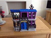 Batman jail