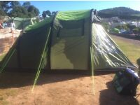 4 man air tent
