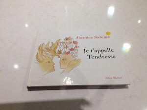 Jacques Salomee : je t'appelle tendresse