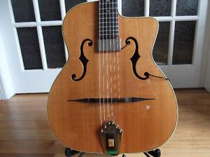 Guitare manouche (Gypsy) Excellente condition.