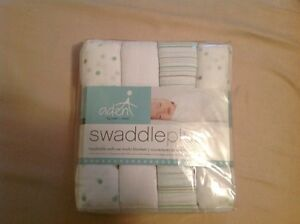 Brand new Aden and Anais swaddle blankets