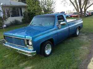 ONE OF A KIND 1978 GMC LONG BOX
