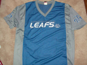 Toronto Maple Leafs jersey-short sleeve-Mens Large